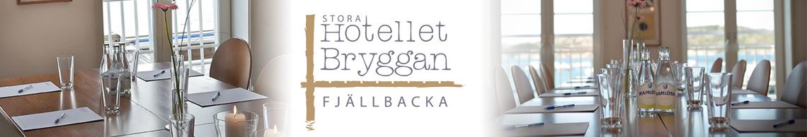 Wixton om föreläsning på Stora Hotellet Bryggan i Fjällbacka