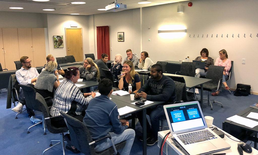 Uppskattad kunskapskväll i Lilla Edet i samarbete med NyföretagarCentrum Väst